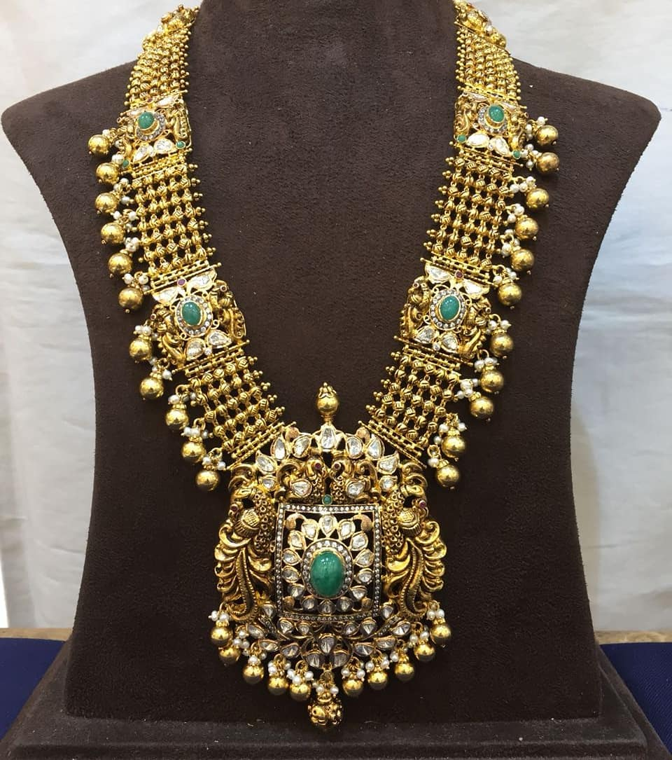 Antique Gold Necklace Amarsons