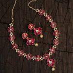 Elegant Necklace Set From Kimi Girl