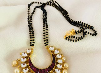 Ethnic Mangalsutra From Aatman India