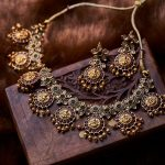 Ethnic Necklace Set From Quillsspills