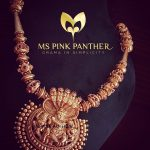 Exquisite Temple Necklace From Ms Pink Panthers
