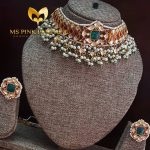 Extraordinary Pearl Necklace From Ms Pink Panthers