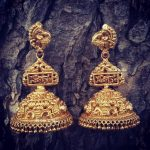 Latest jhumka design From Bcos Its Silver