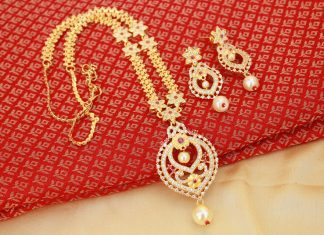 Pretty Imitation Necklace From Magha Store
