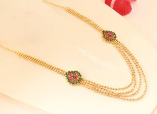 Simple Multilayered Haram From Magha Store
