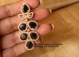 Stunning Earring From Moksha Designer Accessories
