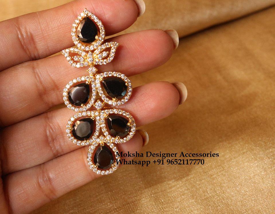 Stunning Earring From Moksha Designer Accessories