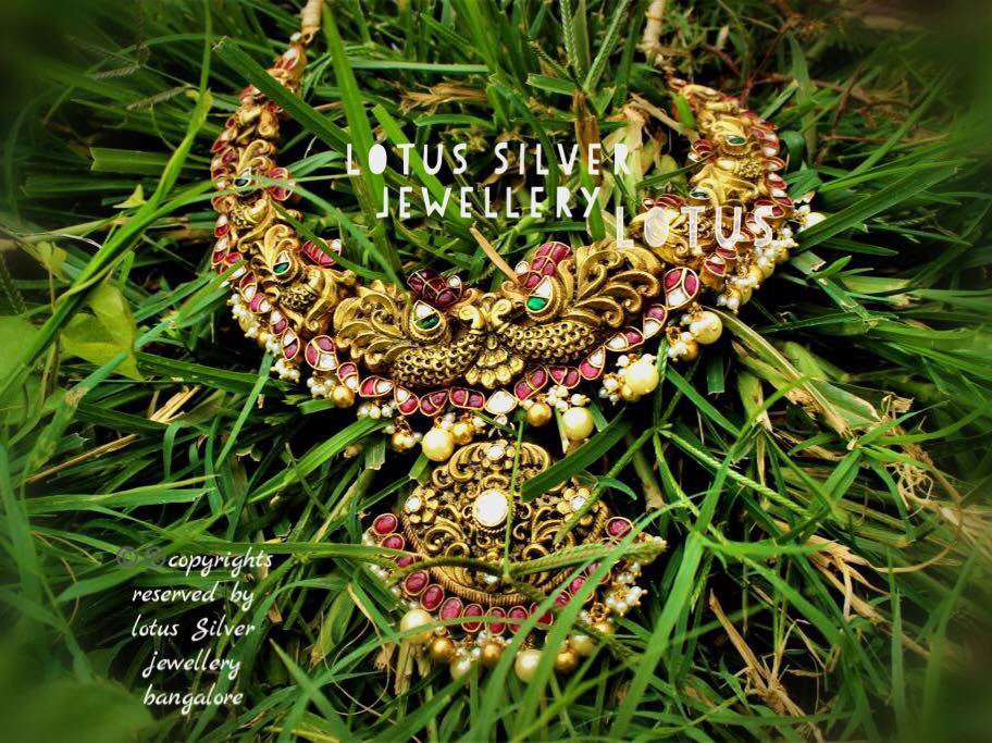 Amazing Silver Necklace From Lotus Silver Jewellery
