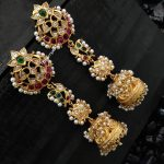 Beautiful Jhumka From Parampariya