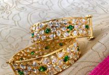 Beautiful Kada Bangle From Sree Exotic Jewelleries