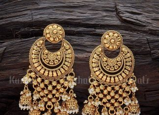 Classic Jhumka From Kushal's Fashion Jewellery