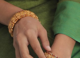 Gorgeous Imitation Bangles From Tarinika