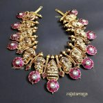 Graceful Necklace From Rajatamaya