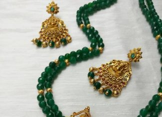 Precious Ganesa Necklace From Rimli Boutique