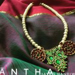 Pretty Handmade Beaded Necklae From Jaya's Handiwork