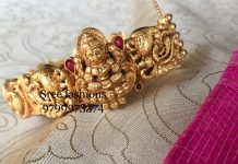 Temple Bangle From Sree Exotic Jewelleries