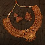 Antique Temple Necklace From Kimigirl