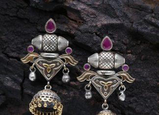 Cute Designer Earring From Kimigirl