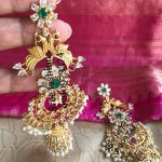 Stunning Earring From Sree Exotic Silver Jewelleries