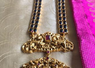 Stunning Long Necklace From Sree Exotic Jewelleries