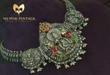 Traditionl Necklace From Ms Pink Panthers