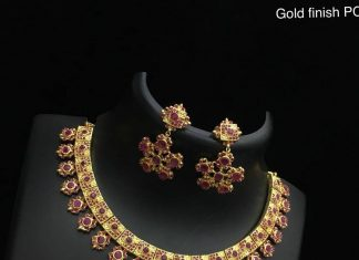 Adorable Necklace Set From Alamakara