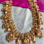 Amazing Silver Long Haram From Sree Exotic Silver Jewelleries