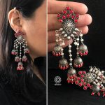 Beautiful Earring From Aham