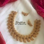 Beautiful Mango Necklace From Shayus
