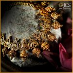 Classy Gold Necklace From Jcs Jewel Creations