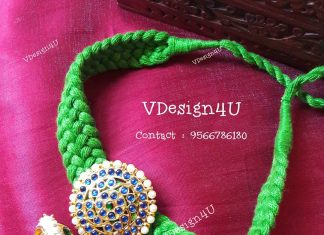 Classy Necklace from Vdesign4u