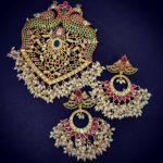 Cute Guttapusalu Pendant Set From Bcos Its Silver