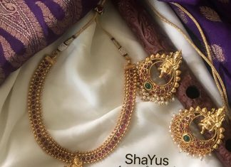 Cute Necklace Set From Shayus