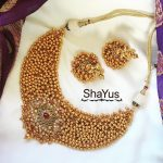 Decorative Necklace Set From Shayus