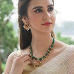 Elegant Dori Style Rukm Necklace Set From Tarinika
