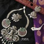 Ethnic Lakshmi Choker From Shayus