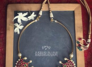 Gorgeous Necklace from Aabharanam