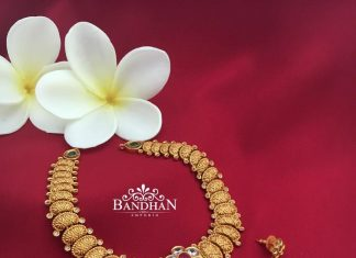 Luxury Necklace From Bandhan