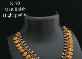 Stunning Necklace Set From Varsha