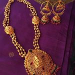 Temple Necklace Set From Alamakara