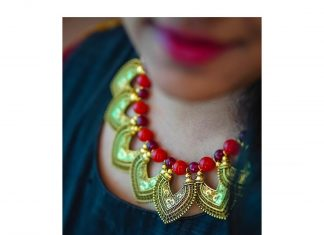 Trendy Necklace From Umang Beads