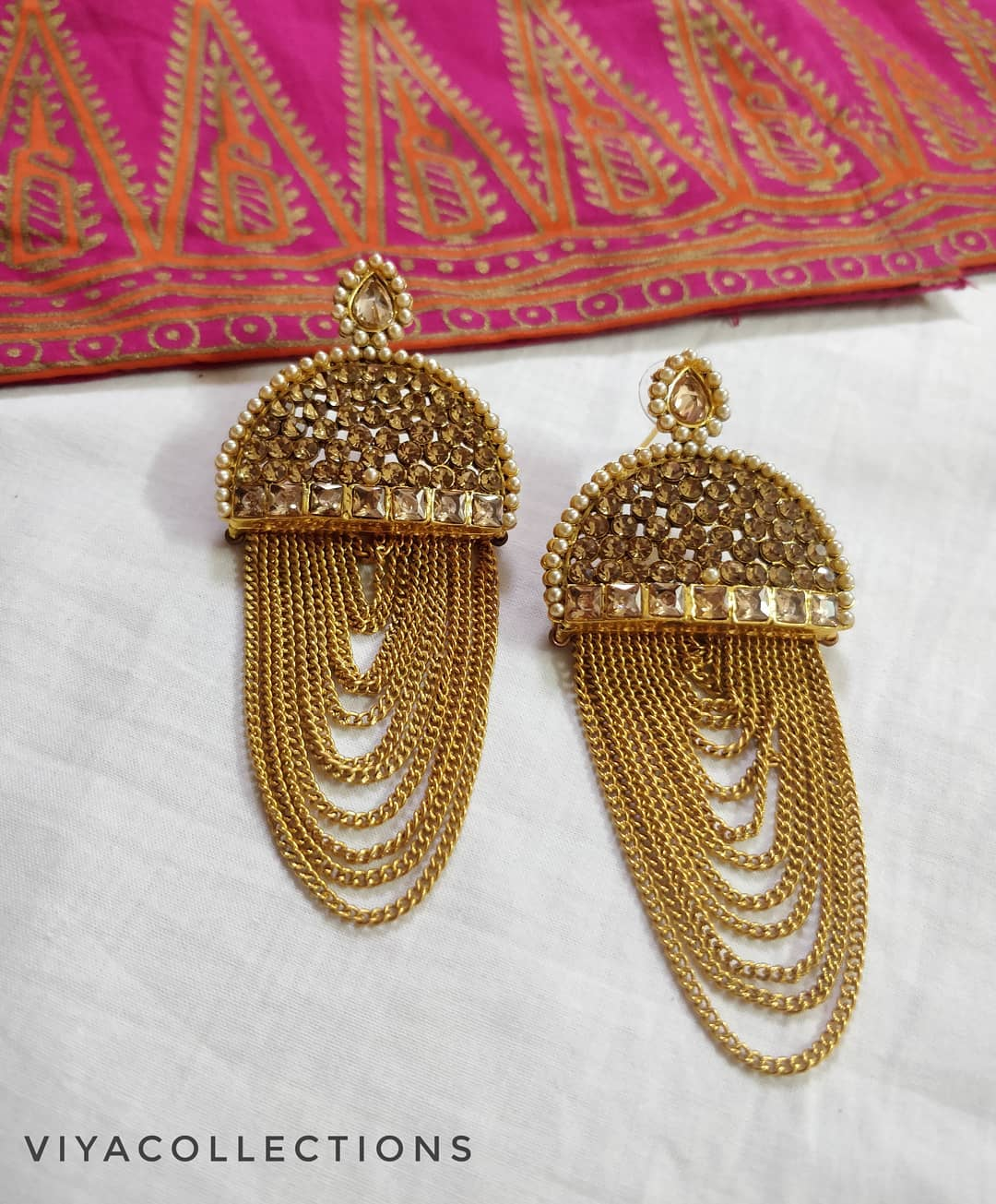 Unique Earring From Viya Collections