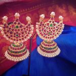 Attractive Earring From Vasah India