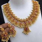 Beautiful Guttapusalu Neckpiece From Dhruvam