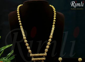 Designer Neckace Set From Rimli Boutique