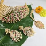Gorgeous Choker Set From Vibha Creations