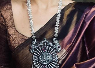 Gorgeous Long Necklace From Prade Jewels