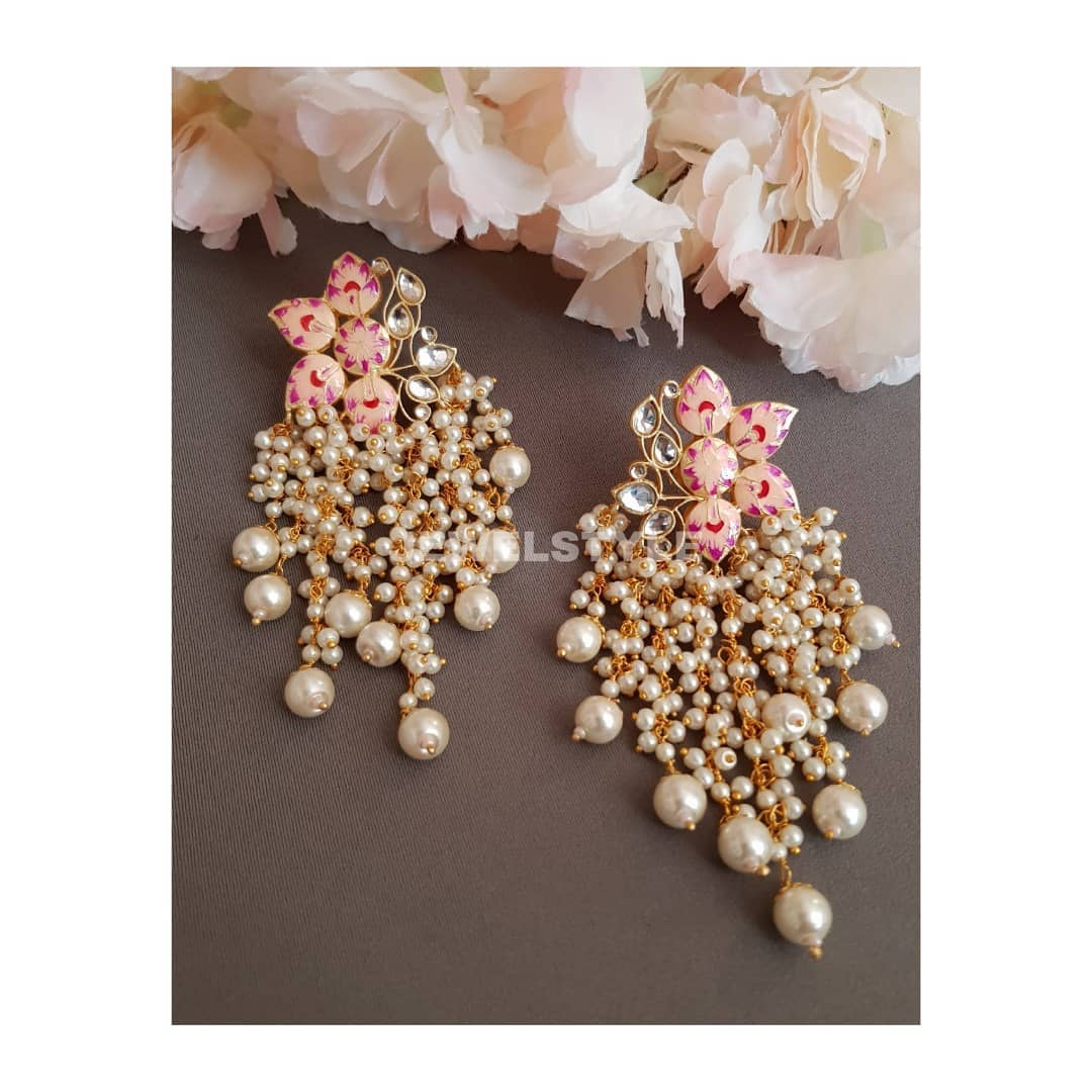 Lovely Earring From Jewel Style