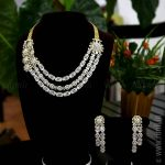 Luxury Layered Zircon Set From Rimli Boutique