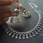 Pretty Necklace Set From Emblish Chennai